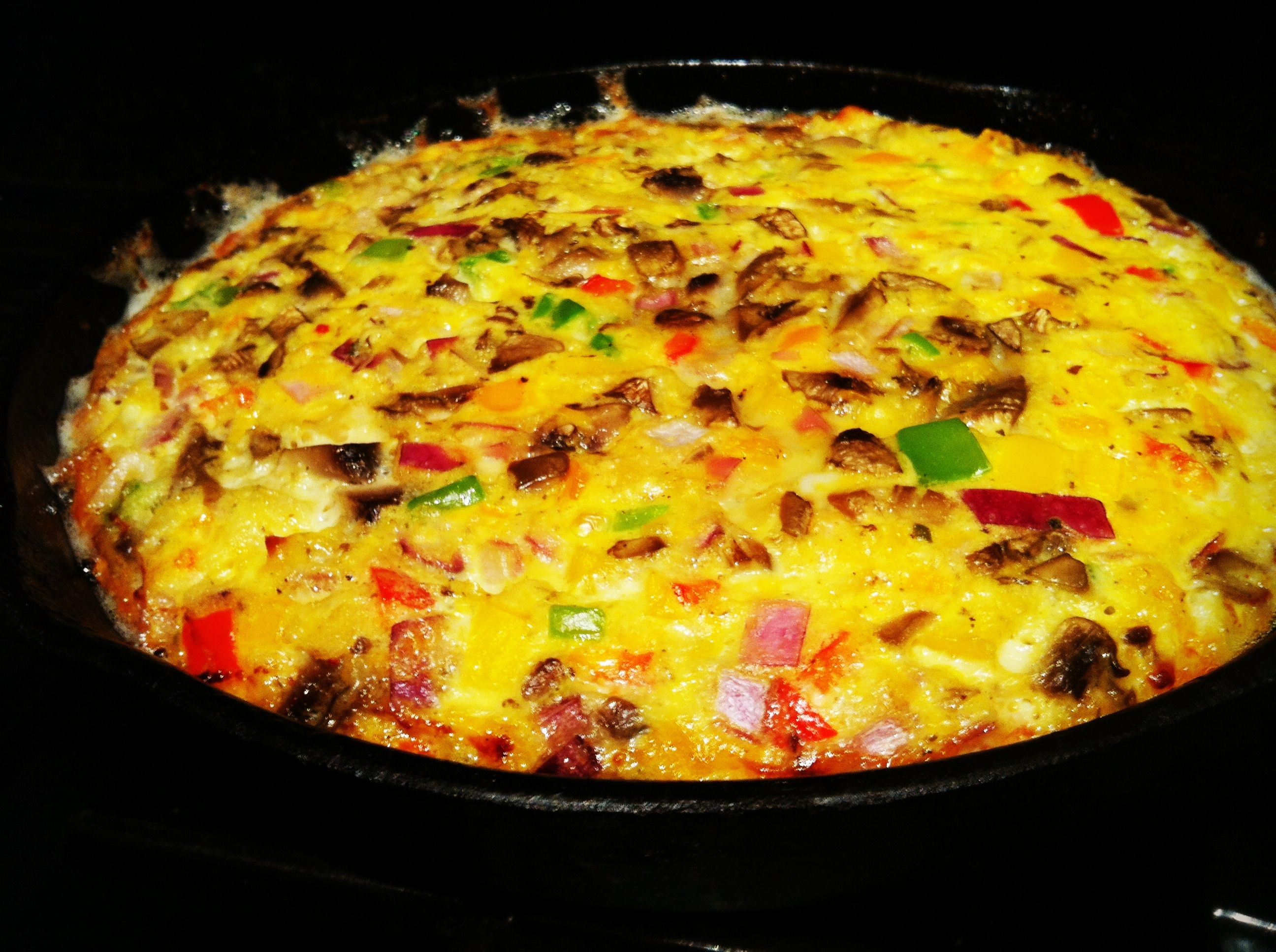 A Tasty Frittata Recipe — Dishmaps
